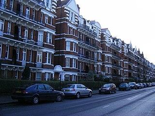 Prince of Wales Drive, London