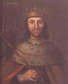 Pictură a lui Manuel I din secolul XVII