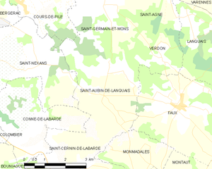 Map commune FR insee code 24374.png