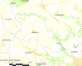 Map commune FR insee code 29066.png