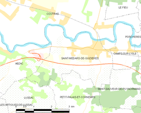 Map commune FR insee code 33447.png