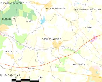 Le Genest-Saint-Isle - Wikipedia