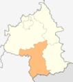 Map of Elhovo municipality (Yambol Province).png