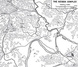 Battle of the Nevada Complex Battle of the Korean War