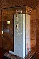 Maqueta de la torre d'Almudaina a l'interior de la torre.JPG