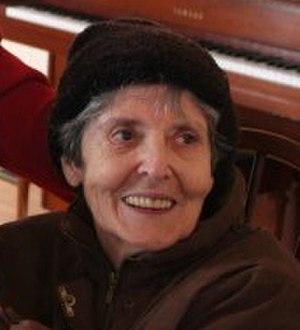 María Irene Fornés - Fornés c. November 2011