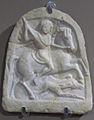 Marble votive tablet of a Thracian horseman.jpg