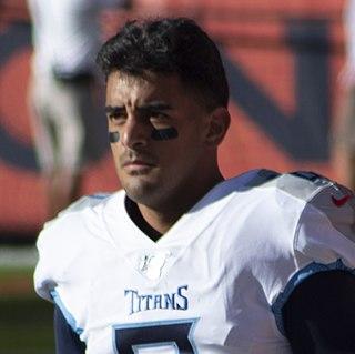 Marcus Mariota American football quarterback