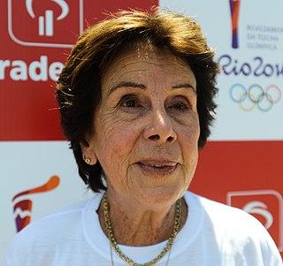 Maria Bueno Brazilian tennis player