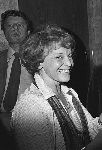 Maria Schell - Schell in Amsterdam, 1976