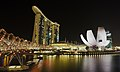 Marina Bay Sands, Singapore, at night - 201208.jpg