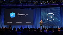 Facebook Messenger per Android.
