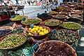 Market in Ajaccio, Corsica (8132776180).jpg