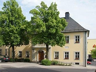 Marktredwitz - New town hall