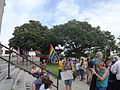 Marriage Equality Celebration, Lowndes County Courthouse 08.JPG