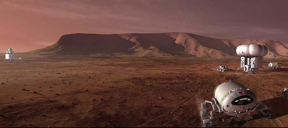 Mars to Stay - Wikipedia
