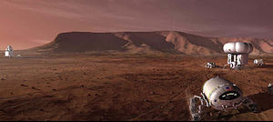 Mars Design Reference Mission - Concept for NASA Design Reference Mission Architecture 5.0 (2009)