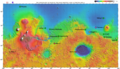 Mars map with landing site Tianwen-1.png