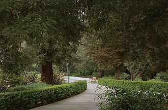 Pomona College - Marston Quadrangle
