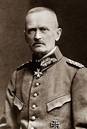 Battle of Rossignol - General Martin Chales de Beaulieu, commander of the German 12th Division