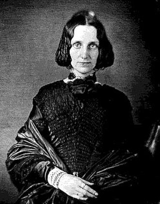 Christian Science - Mary Baker Eddy, circa 1853
