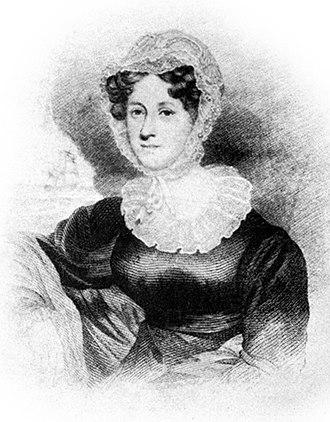 William Ellis (missionary) - Mary Ellis, 1836.