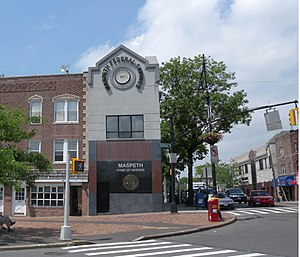 Maspeth, Queens - Maspeth Savings Bank