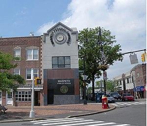 Maspeth, Queens - Maspeth Savings Bank