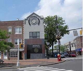 Maspeth, Queens Neighborhood of Queens in New York City