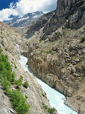 Massa (river) - Image: Massa NE