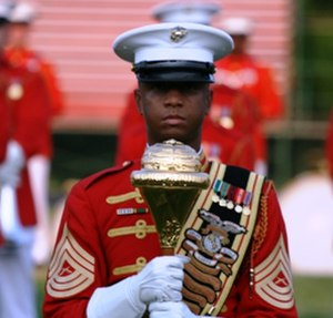United States Marine Drum and Bugle Corps