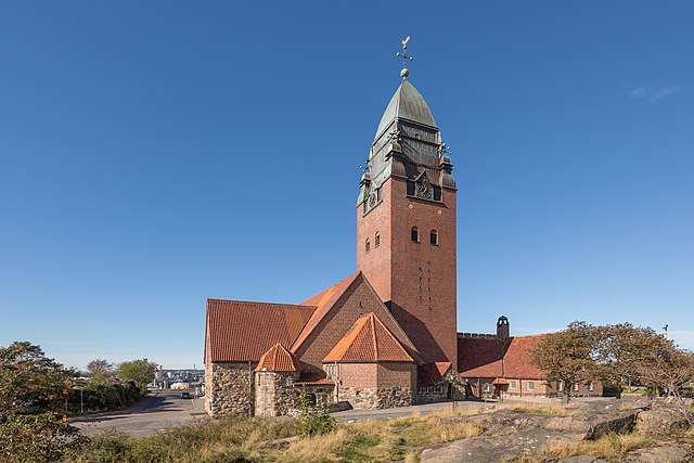 Die Masthuggskirche in Göteborg