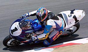 AGV Sports Group - Mat Mladin - Seven time AMA Superbike champion