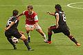 Mathieu Flamini, Jack Wilshere & Gennaro Gattuso 1 (4867015813).jpg