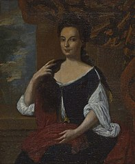 Portrait de (possible) Charlotte Bernaige (1719-1777)