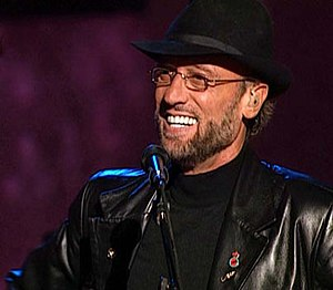 Maurice Gibb - Gibb in 2001 with the Bee Gees