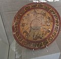 Maya art at New Orleans Museum of Art - Peten Plate with Hunting Scene 01.jpg