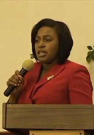 Lovely Warren - Image: Mayor lovely warren 2013