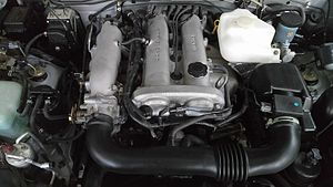 Mazda B engine - B6ZE(RS)