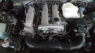 Mazda B engine - B6ZE(RS)