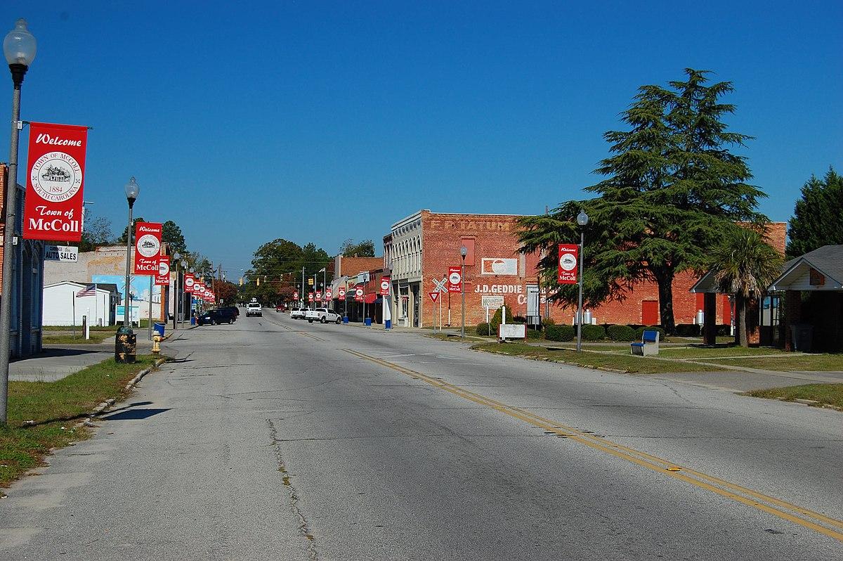 Swingers in mccoll south carolina