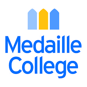 Medaille College - Image: Medaille vert cmyk