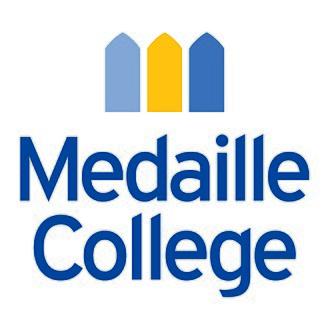 Medaille College - Image: Medaille vert cmyk
