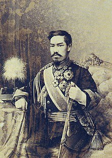 The meiji government of japan during the 1880s