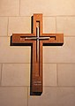 Mellon Bay cross of nails - South Nave Bay H - National Cathedral - DC.JPG