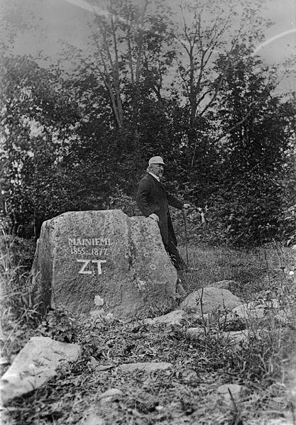 "File:Memorial stone ""Majniemi 1855-1877.jpg"