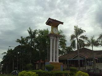 Bahau - Bahau Small Clock Tower