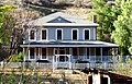 Mentryville, California C. A. Mentry House close-up.jpg
