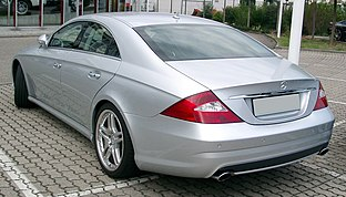 Mercedes-Benz C219 rear 20080620.jpg