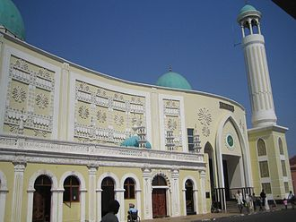 Islam in Mozambique - A mosque in Mozambique